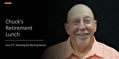 Chuck Retirement 2